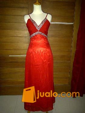 Baju pesta merah Brilliant (1099295) di Kota Denpasar