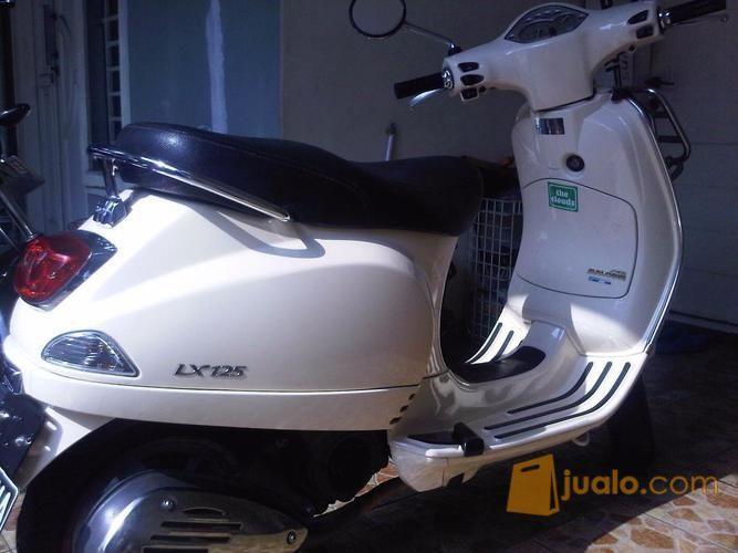 Vespa LX 125 Upgrade Mallosi Italy (11021097) di Kota Jakarta Timur