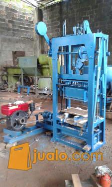 Mesin Press Batako (1103200) di Kota Bekasi