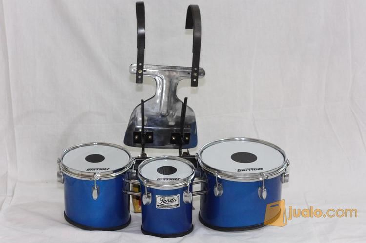 Triotom size 6 8 10 i alat musik drum perkusi 11073239