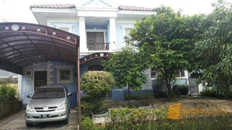 Rumah Di Taman Yunani Sentul City (11125207) di Kab. Bogor