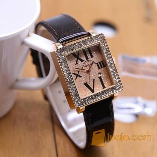 Jam tangan wanita fra mode gaya jam tangan 11126075
