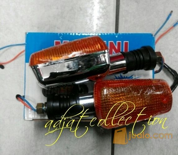 Lampu sein standar ya motor dan sekuter aksesoris motor 11147001