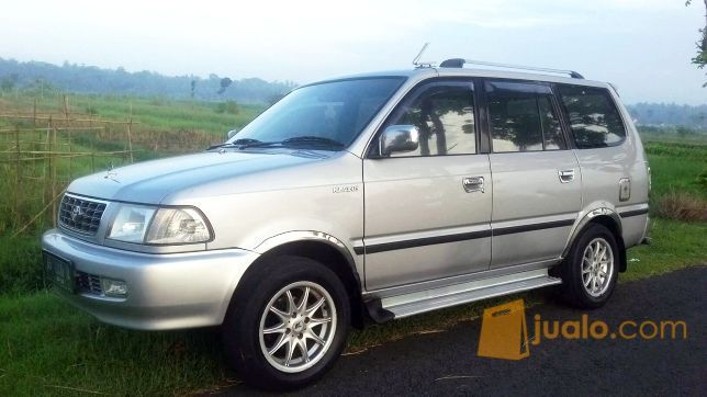 Kijang Kapsul LGX EFI 2000 Silver Whait Ori SUPER MULUS ...