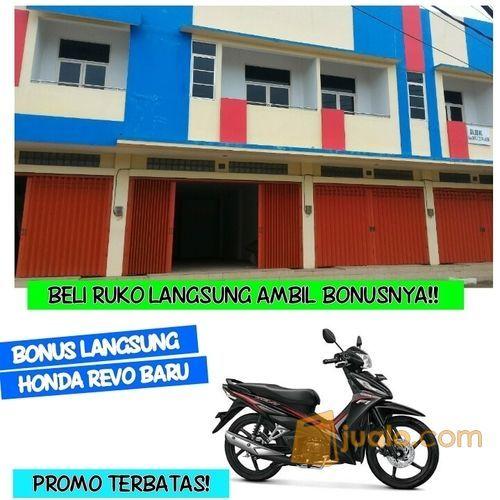 Beli Rumah Langsung Ambil Bonusnya Sepeda Motor Baru (11190783) di Kota Samarinda