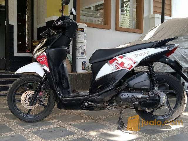 Honda Beat 2016 POP Fuel Injection Exlusive Hub Ban Asli ...