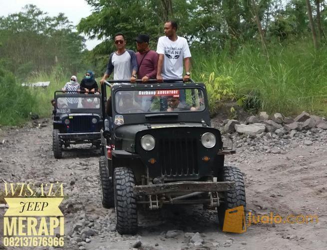 Jeep Lava Tour Merapi Yogyakarta Terbaru (11257447) di Kab. Bantul