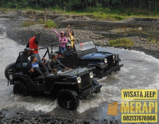 Jeep Lava Tour Merapi Yogyakarta Terbaru (11257449) di Kab. Bantul