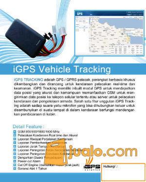 Melayani Pemasangan GPS Tracker Area Surabaya (1127567) di Kota Surabaya