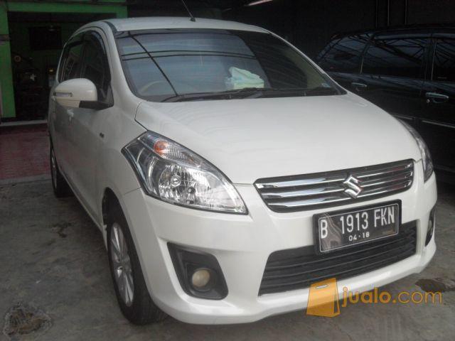 Suzuki Ertiga GL 1.4 MT Th.2013 Putih GRESS Metalik (11327855) di Kota Jakarta Timur