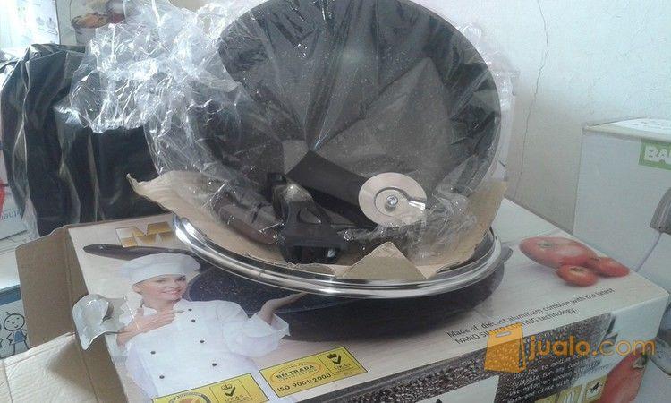 Panci moegen wok pan rumah tangga alat dapur 11347013