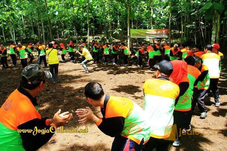 Harga Paket Outbound Jogja, Daftar Harga Outbound Jogja (11410601) di Kab. Sleman