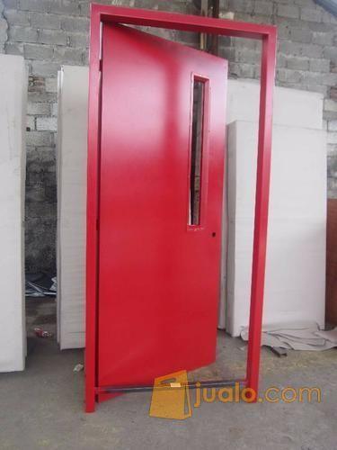 Jbs Harga Pintu Besi Ruang Genset Harga Pintu Besi Tahan Api