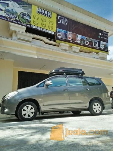 Roofbox whale carrier mobil aksesoris mobil 11415641