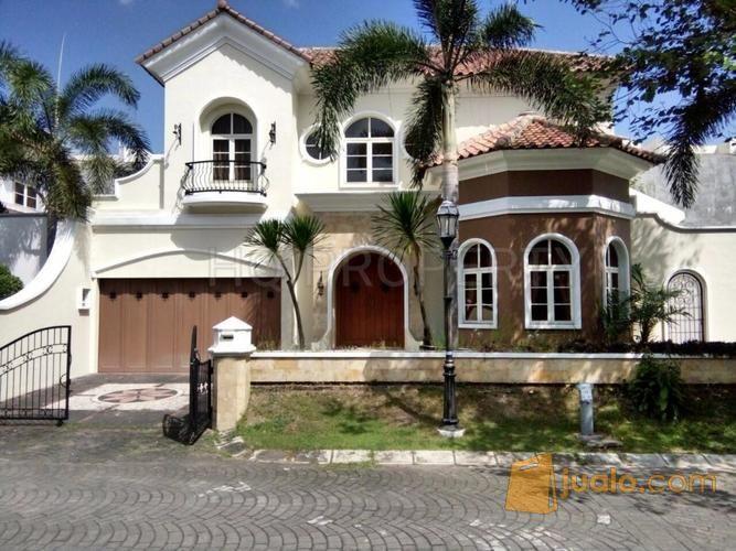 Rumah Mewah Perumahan Cluster Elit Casa Grande Yogyakarta Kab Sleman Jualo