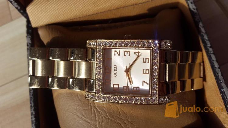 Jam tangan wanita mer mode gaya jam tangan 11427081