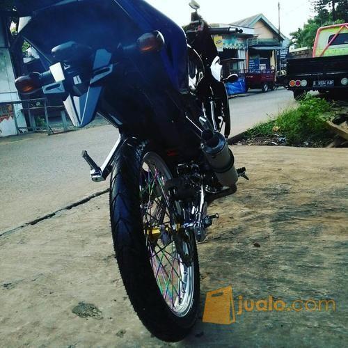 Kawasaki Ninja Rr New 2012 Surat2 Lengkap .Barang Ori Ada Semua Cuma Knalpot Yg Ga Ada. Mesin Halus Standar Pabrik Ga Ada Rembesan Oli. (11464181) di Kota Bekasi
