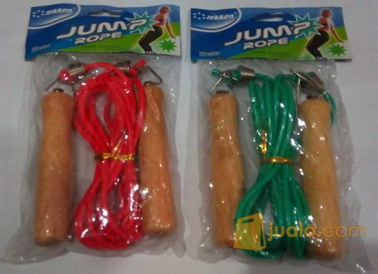 Tali Skipping GTO Lubang/ Jump Rope (11508587) di Kota Makassar