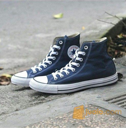 Converse Ct All Star Navy Hi Original