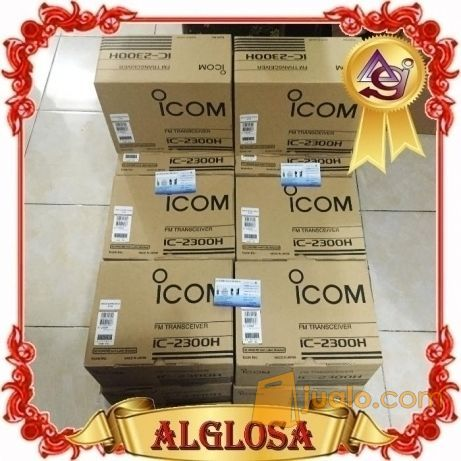 Rig Icom 2300h | Icom 2300 H (11531707) di Kota Jakarta Barat