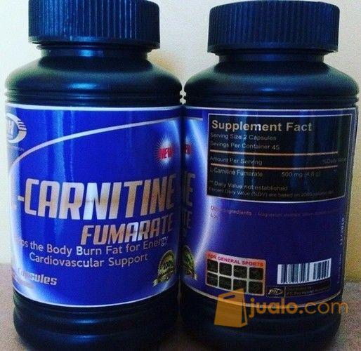 PH Prohybrid Nutrition L-Catnitine Fumarate 90 Caps