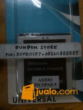 BATERAI AXIOO PICOPAD 5 GEW ORIGINAL DOUBLE POWER (1155855) di Kota Depok