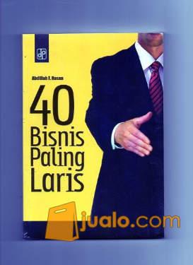 Buku 40 Bisnis Paling Laris (1159592) di Kota Semarang