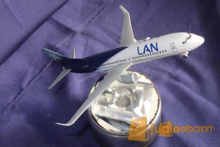 DIE CAST TERBARU SCALE 1:400 PESAWAT AIR LAN AIR PLANE (1162377) di Kota Jakarta Selatan