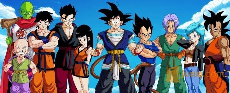 Anime Dragon Ball Lengkap Subtitle Indonesia Bandung Jualo