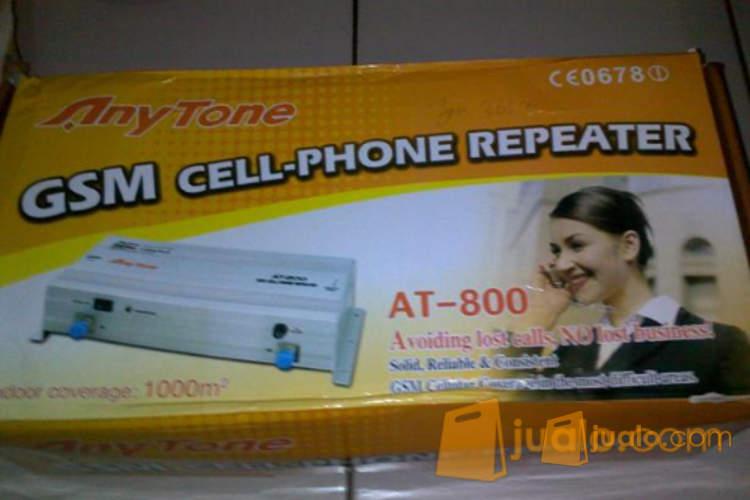 ANTENA PENGUAT SINYAL INDOOR AKSESORIS AT 800 GSM (1167097) di Kota Jakarta Selatan