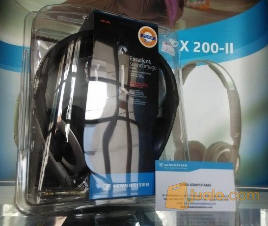 Sennheiser HD 205 II Headphone For DJ | BNIB Garansi Resmi 2 Tahun (11694183) di Kota Yogyakarta