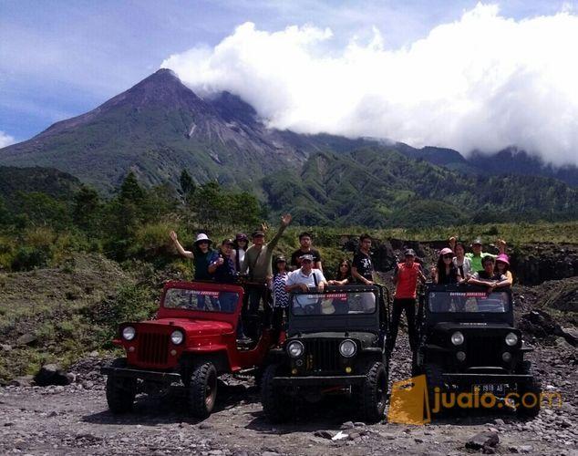 Paket Sunrise Jeep Merapi Lava Tour (11694907) di Kab. Sleman