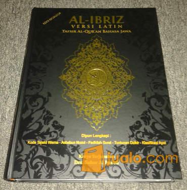 TAFSIR AL IBRIZ JAWA LATIN (1170262) di Kota Kediri