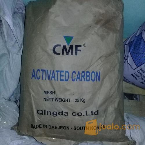 Karbon Aktif Media Penghilang Bau Untuk Air Dan Ruangan