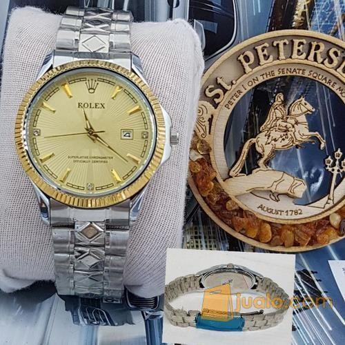 Jam tangan wanita rol mode gaya jam tangan 11735377