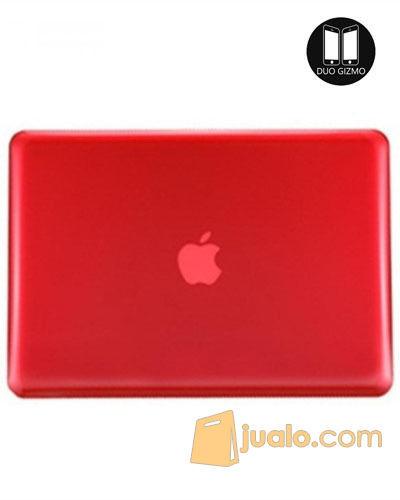 Macbook Pro Retina Matte Case 13 Inch (Merah, Transparan) (11774543) di Kota Bekasi