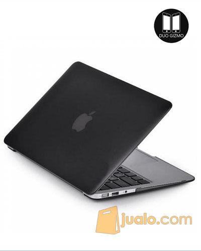 Macbook Air Matte Case 13 Inch A1369 A1466 (Hitam) (11774799) di Kota Bekasi