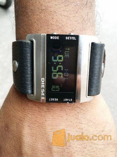 Jam tangan diesel mode gaya jam tangan 11806405
