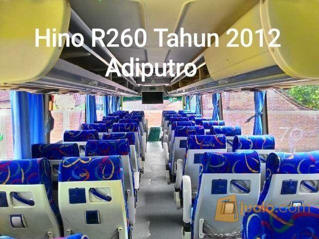 Bus pariwisata hino r mobil bus 11809913