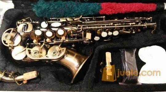 Baby saxophone antoni alat musik alat musik tiup 11881087