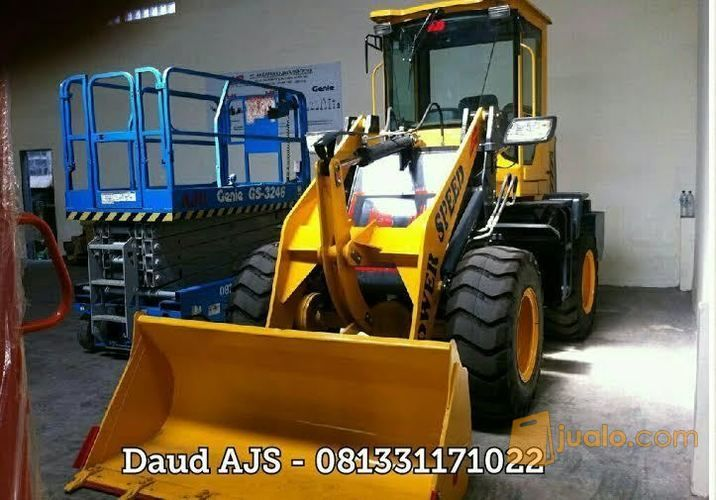 Wheel loader 0 8kubik lain lain 11894855