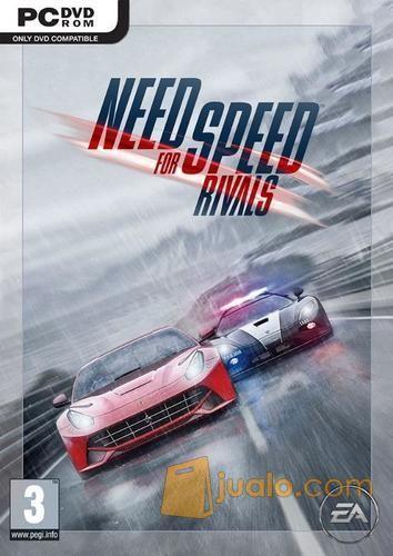 Need for speed rivals hobi kaset dan vinyl 11912871