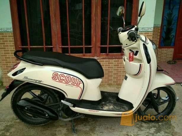 Honda Scoopy Tahun 2014 Samarinda Jualo