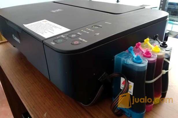 Printer Canon Mp237 Infus | Bekasi | Jualo