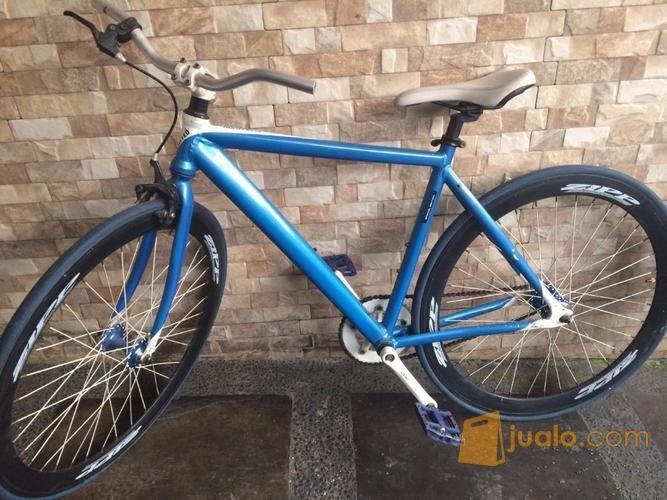 Sepeda Fixie Rakit 3,5 Juta 1 Juta ( Frame United