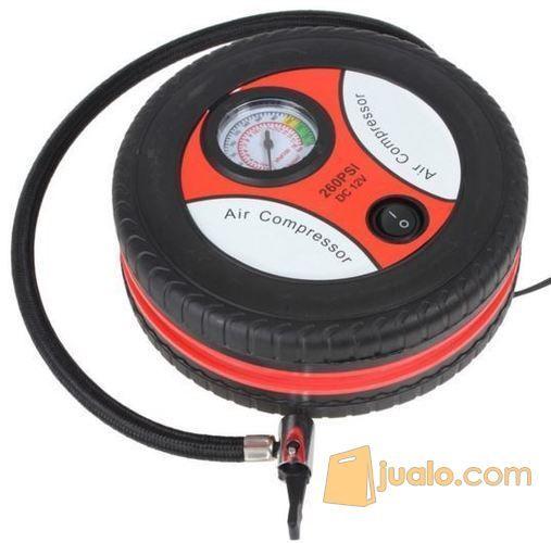 Alat Pompa Ban Mobil Air Compresor - Mesin Pompa Ban Mobil