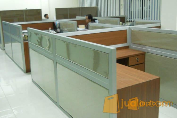Cubicle Workstation - Meja Sekat Untuk Kantor / Warnet - Furniture Semarang (1198767) di Kota Semarang
