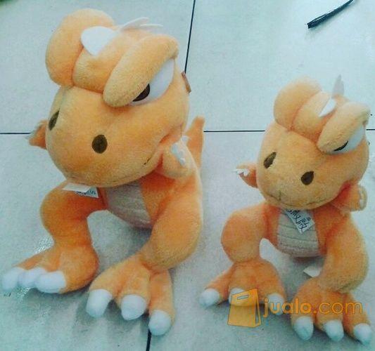 Boneka Mainan Anak Digi Gion Ukuran M Sedang & L Besar SNI Ukuran M Sedang (K) Kurleb 30 Cm L Besar (B) Kurleb 40 Cm Harga 80rb (12063299) di Kota Jakarta Selatan