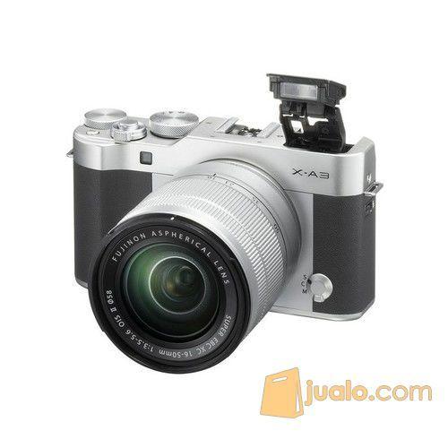 Fujifilm x a3 fotografi kamera digital 12067157
