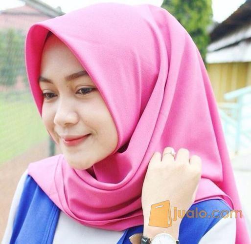 Hijab Segi Empat Diamond Crepe Goodquality Yogyakarta Jualo